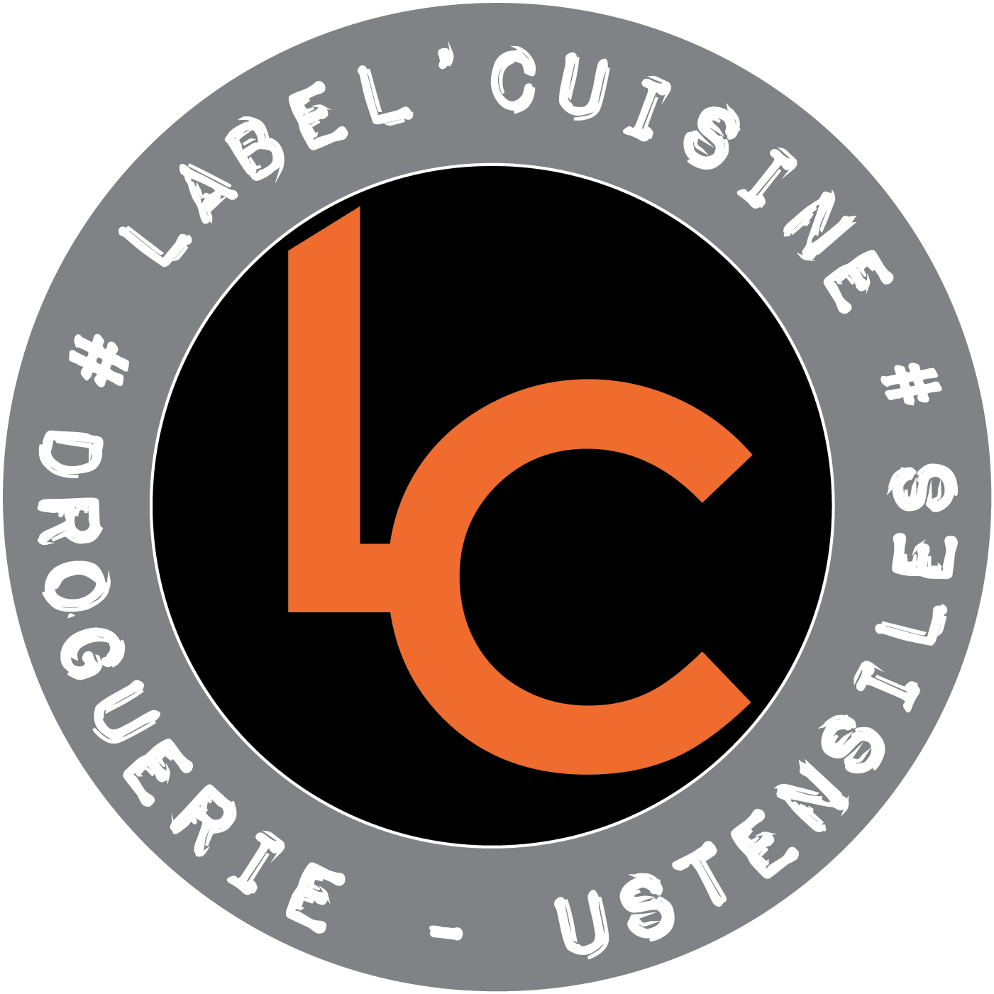 logo label cuisine